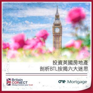 投資英國物業